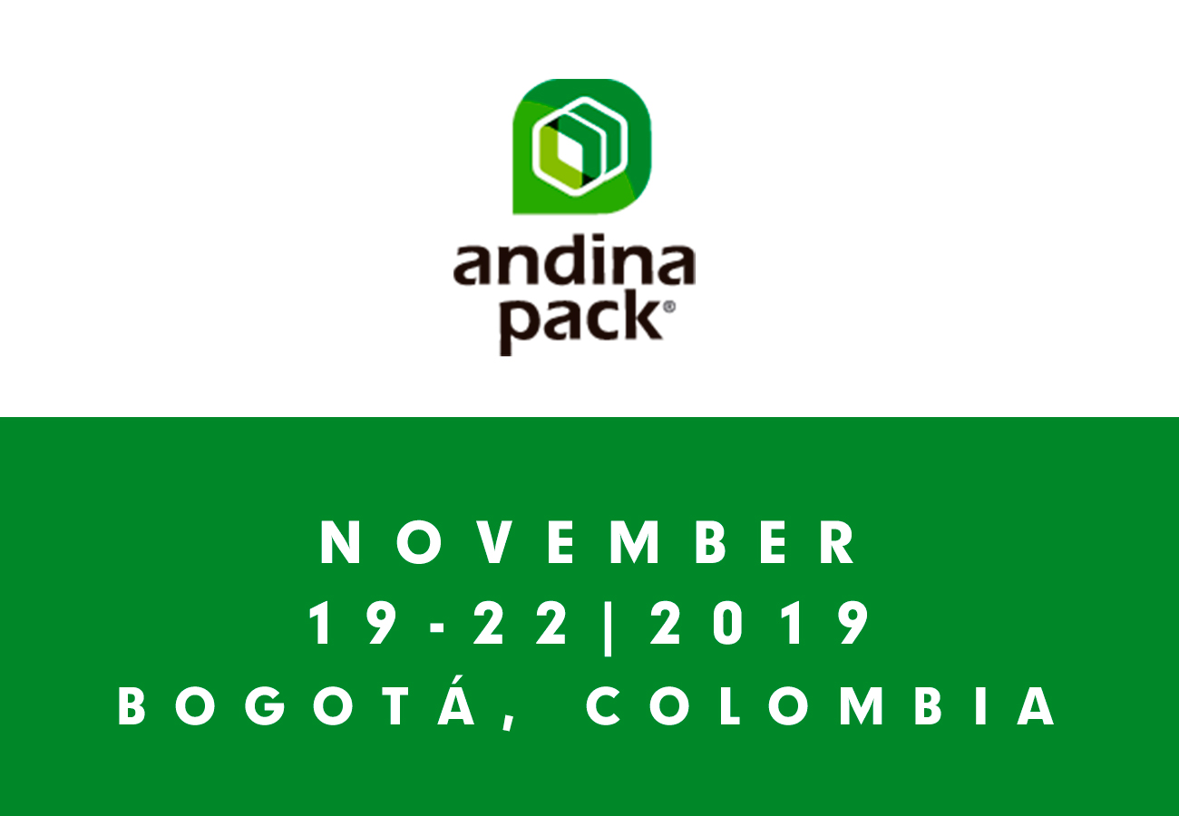 ANDINA PACK 2019 IN BOGOTÁ (COLOMBIA)