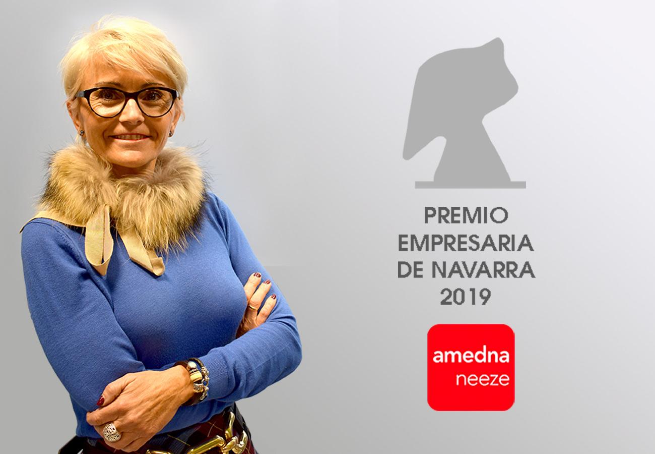 SILVIA-EZQUERRA premio AMEDNA